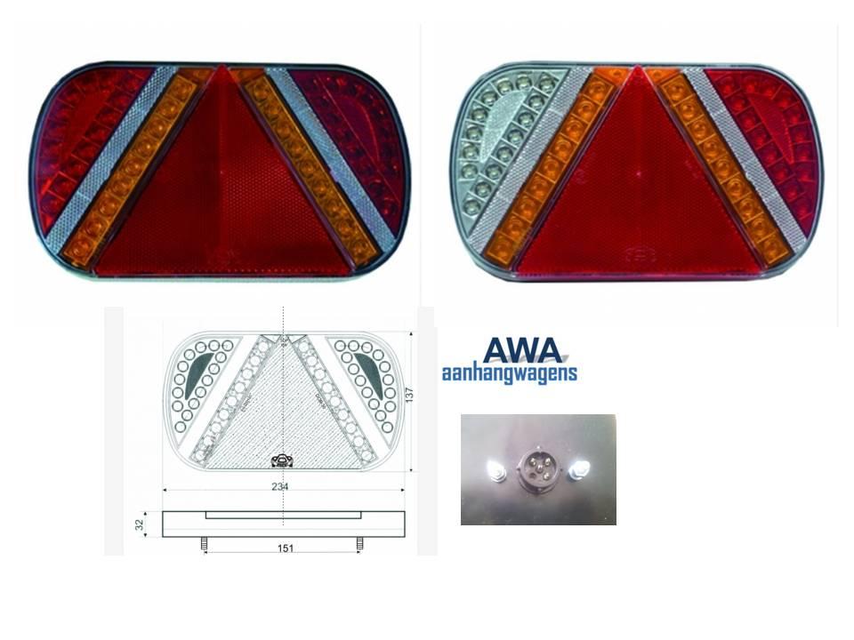 AWA DMP-LED
