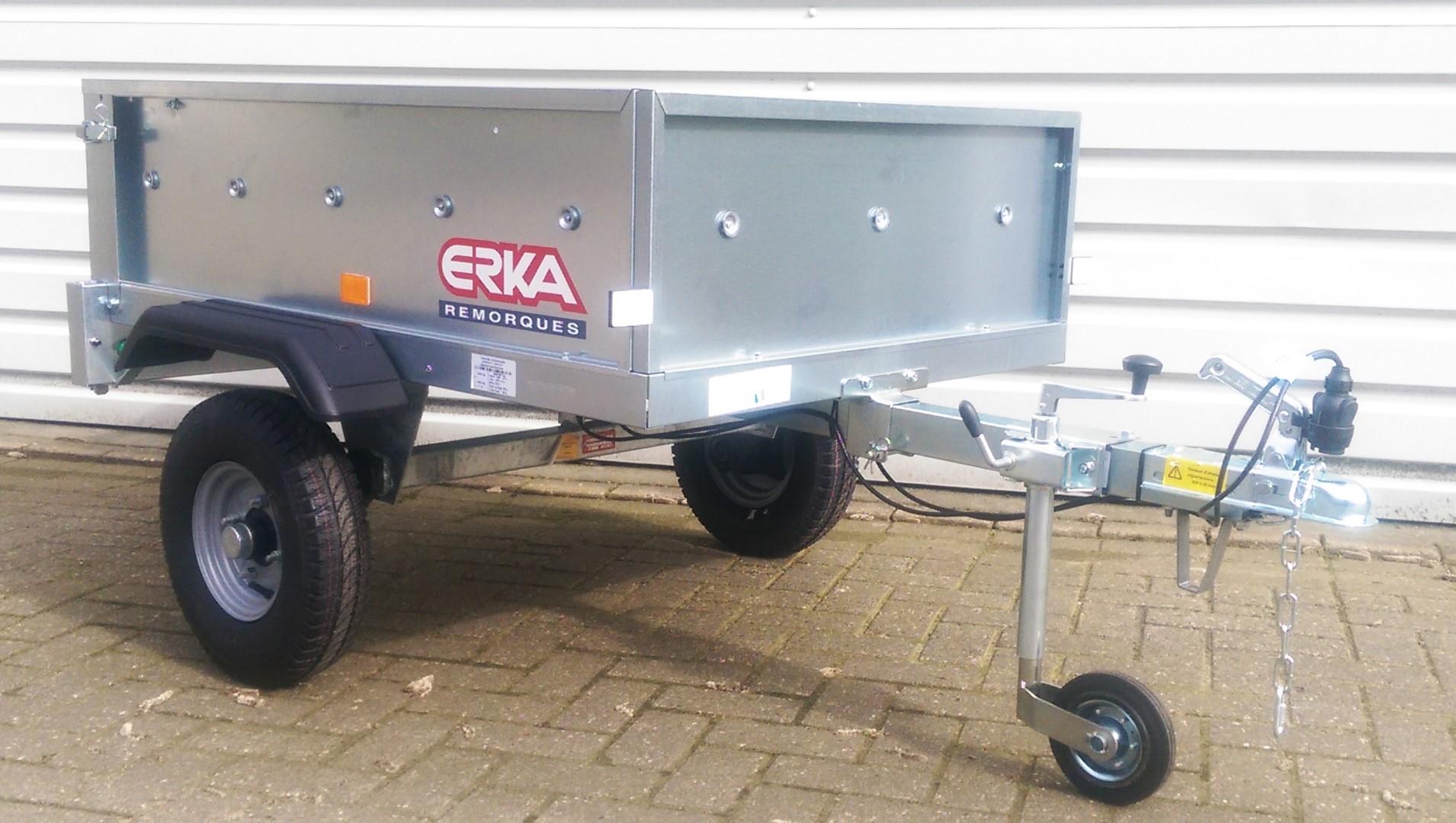 Erka 828 bagagewagen