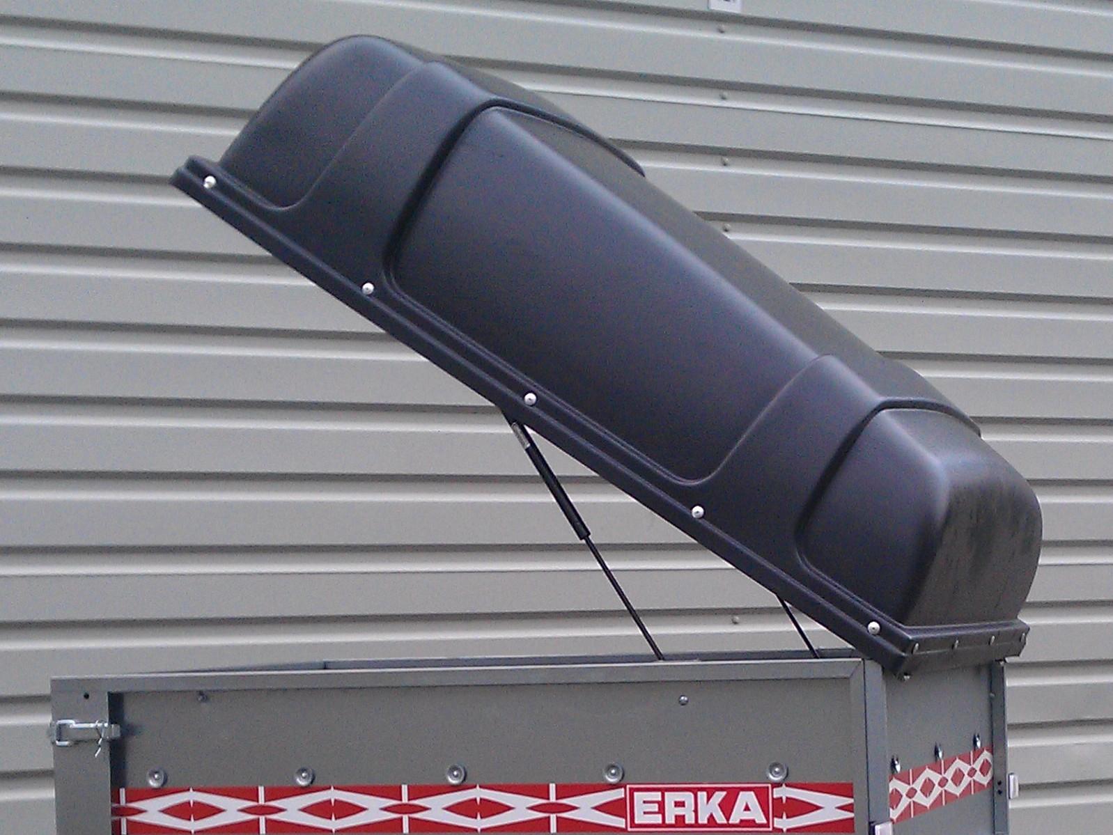 ERKA 828 ABS deksel