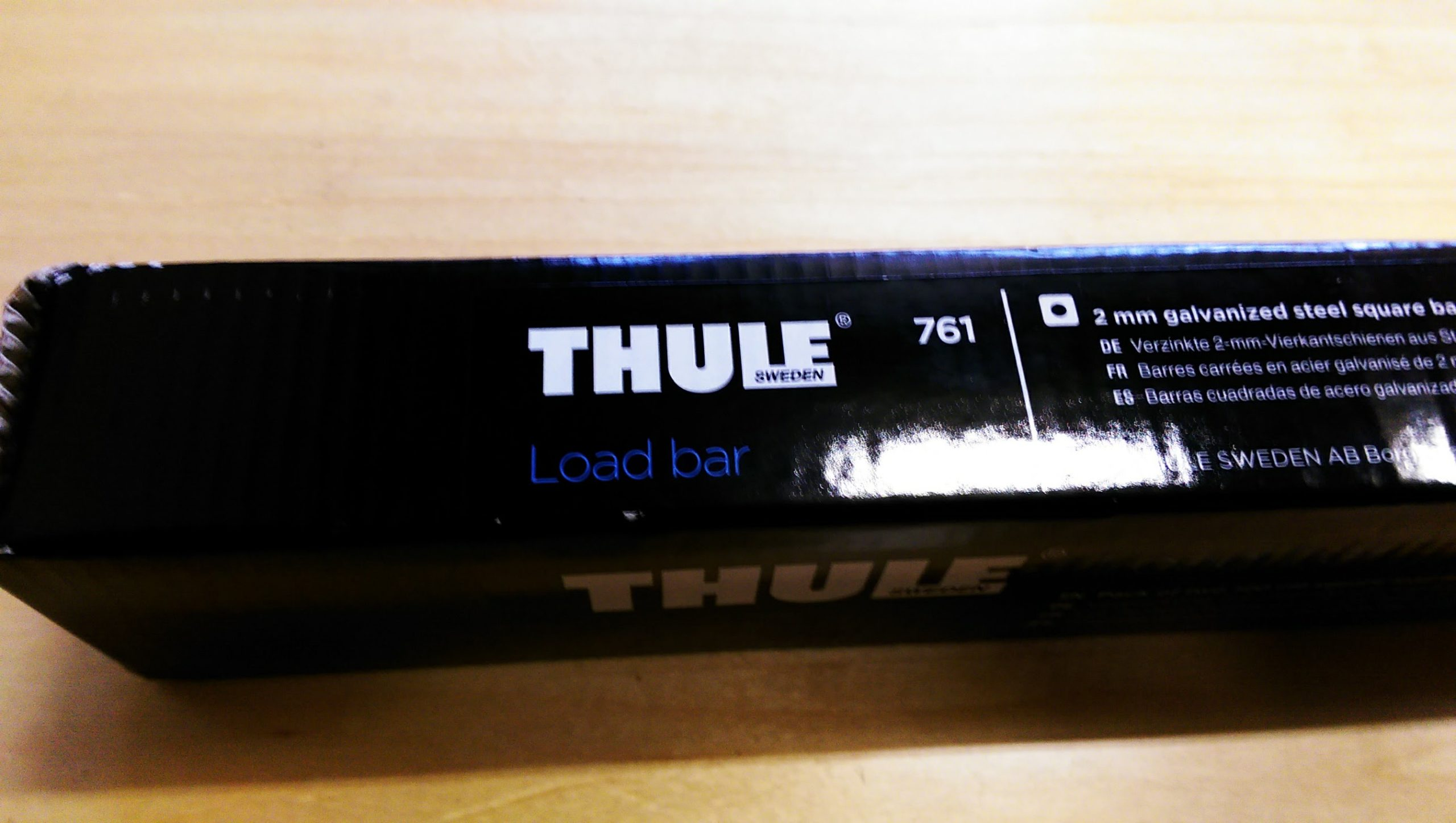 Thule dakdragers BMW 3 serie touring 2012>